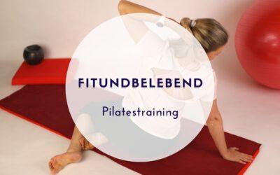 Infos und Preise zum Pilatestraining