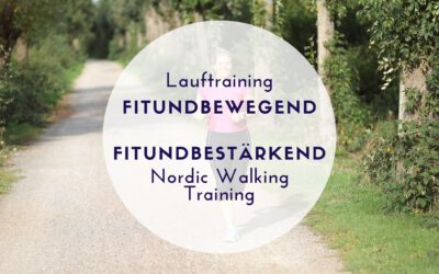 Informationen und Preise zum Lauftraining/Nordic Walking Training