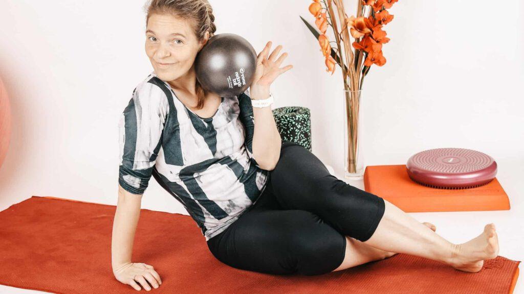 Der Pilates Redondo Ball