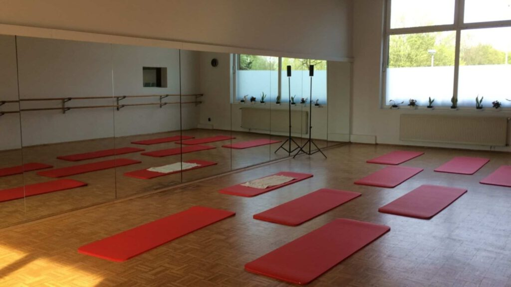 Pilatestrainingsraum Wenderfeld Mülheim