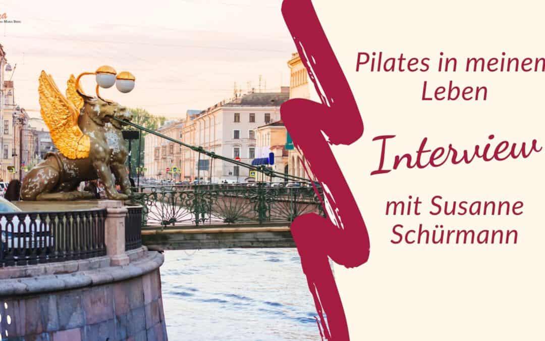 Pilates in meinem Leben – Anna, Pilates und ich